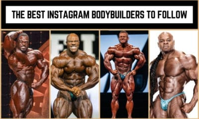 The Best Instagram Bodybuilders to Follow