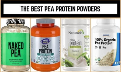 The Best Pea Protein Powders