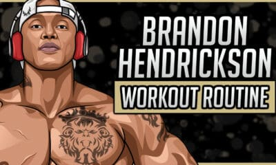 Brandon Hendrickson Workout Routine