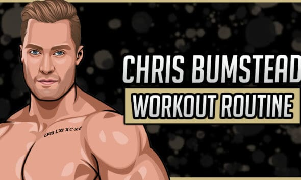 Chris Bumstead Workout Routine