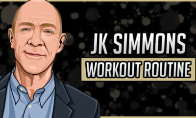 JK Simmons Workout Routine