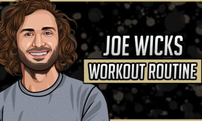 Joe Wicks Workout Routine