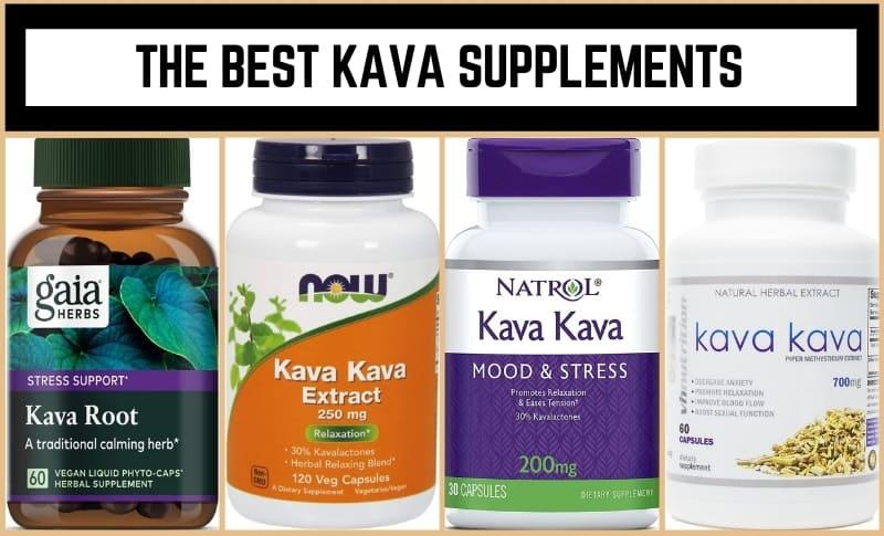 The Best Kava Supplements