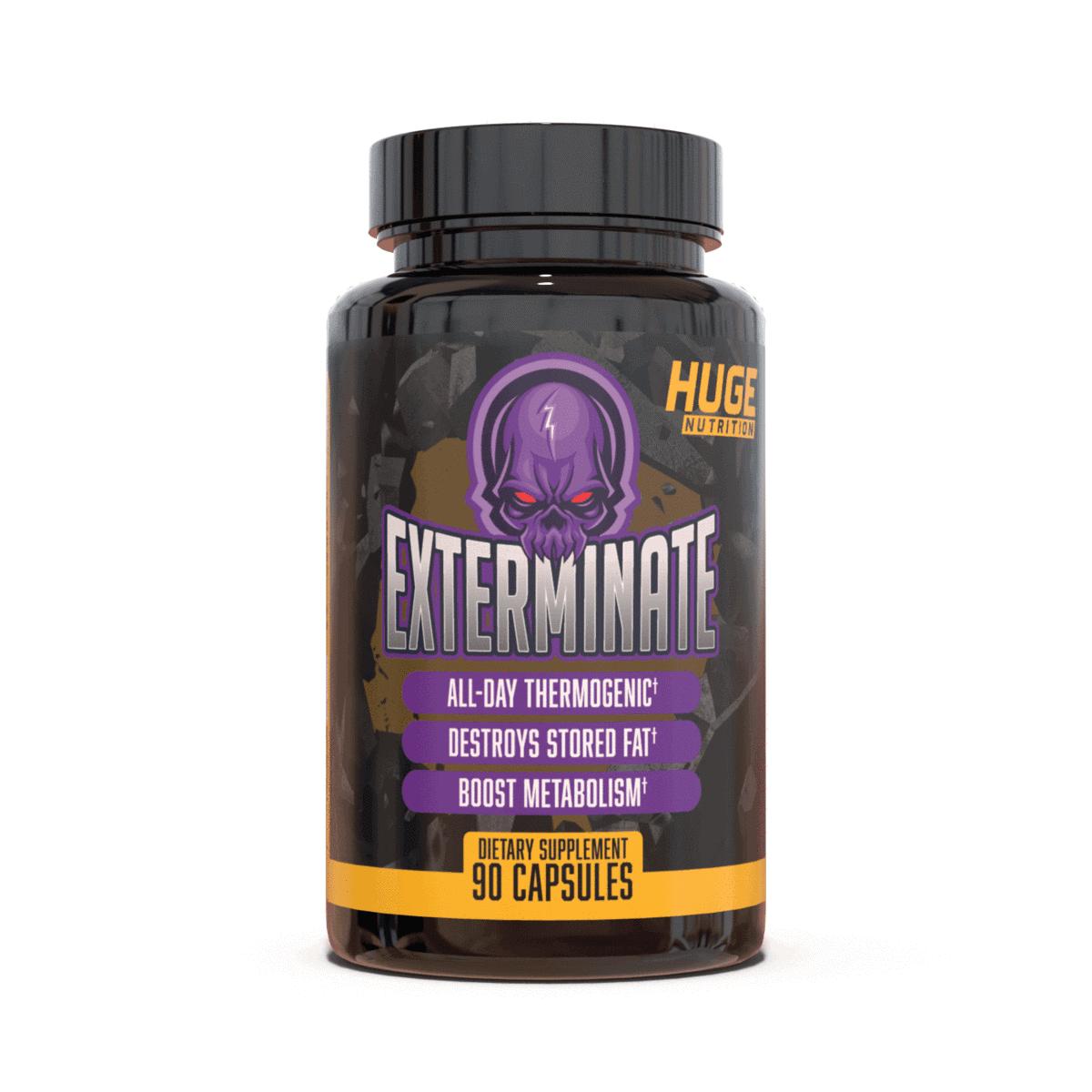 Exterminate Thermogenic Fat Burner (90 Capsules)