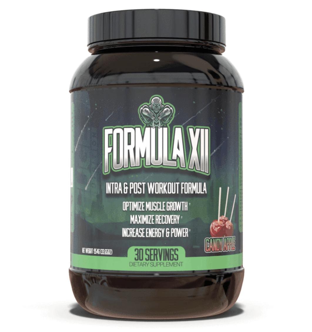 Formula XII Intra & Post Workout Formula (30 Servings)
