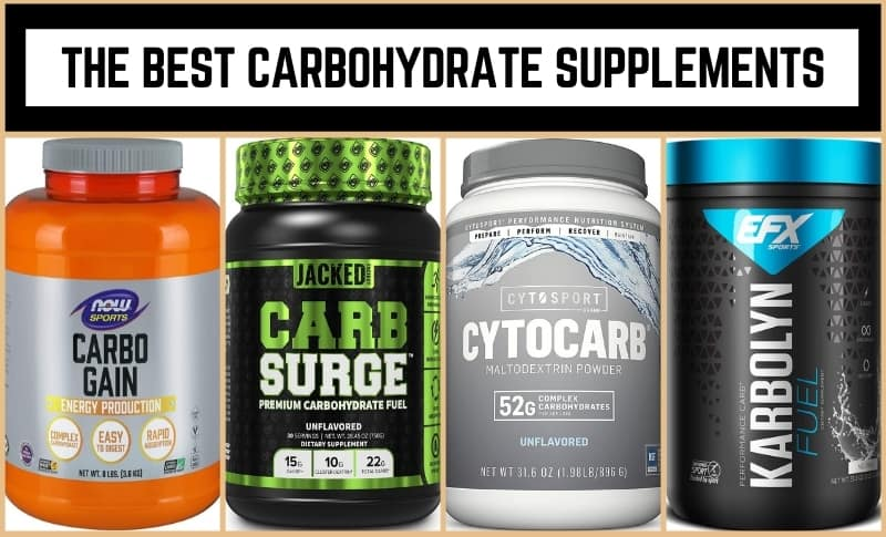 The Best Carbohydrate Supplements