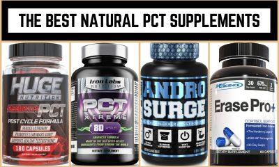 Best Natural PCT Supplements