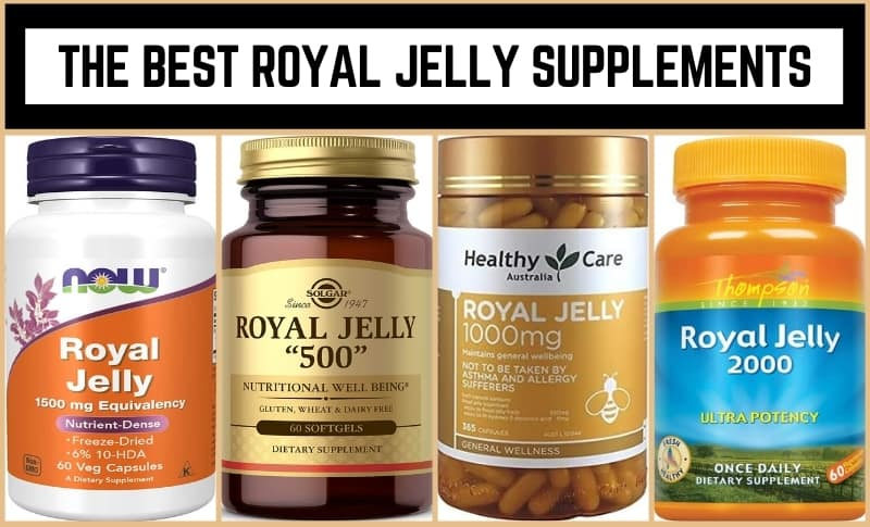 The Best Royal Jelly Supplements