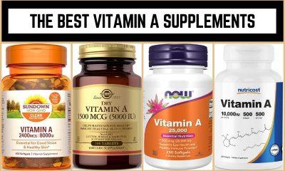 Best Vitamin A Supplements