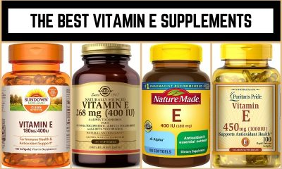 Best Vitamin E Supplements