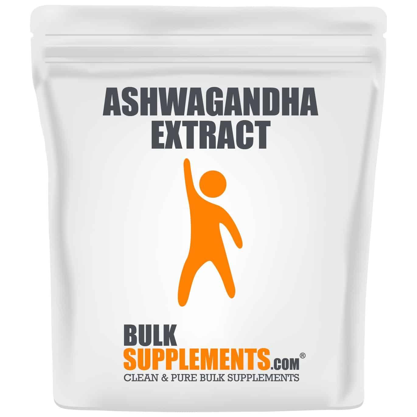 BulkSupplements Ashwagandha Root Powder (250 Grams)