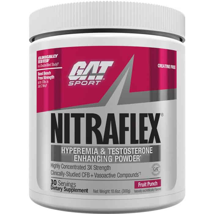 GAT Sport Nitraflex (30 Servings)