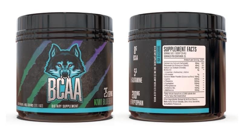 Huge BCAA Flavor Options