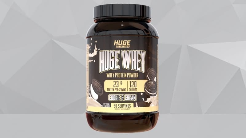 Huge Whey Review - Huge Nutrition