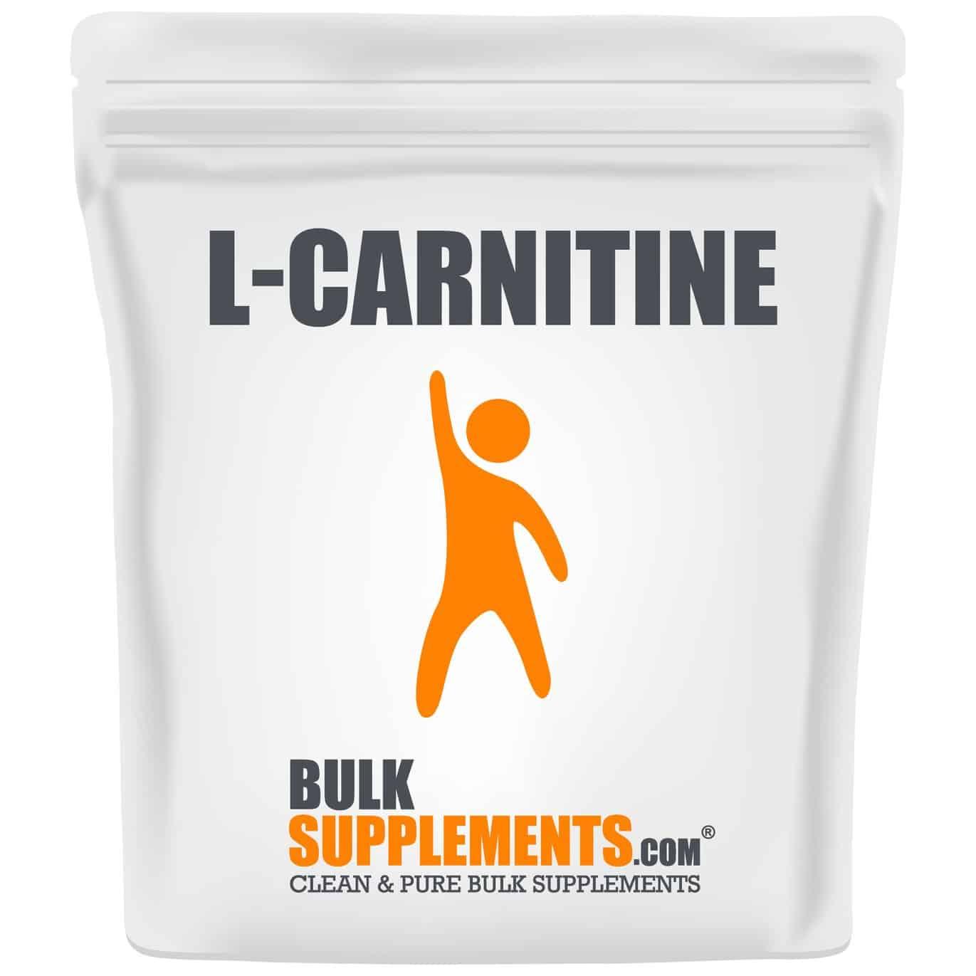 BulkSupplements L-Carnitine Powder (250 Grams)