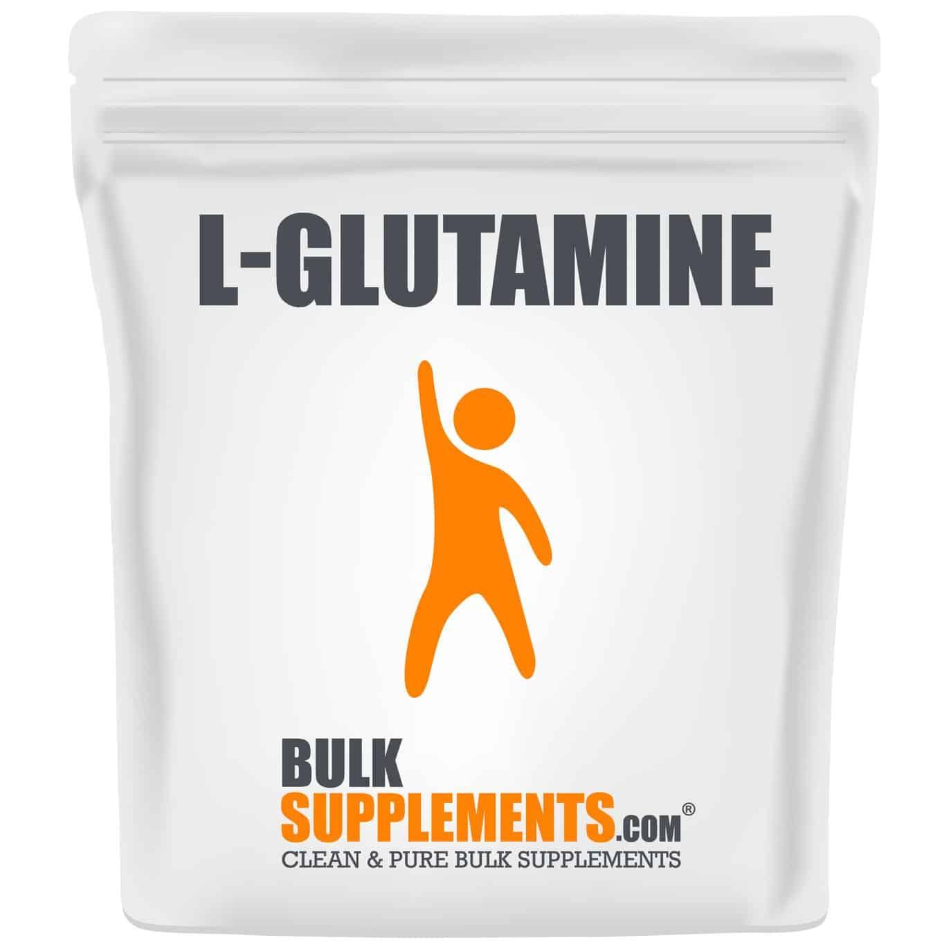BulkSupplements L-Glutamine Powder (250 Grams)