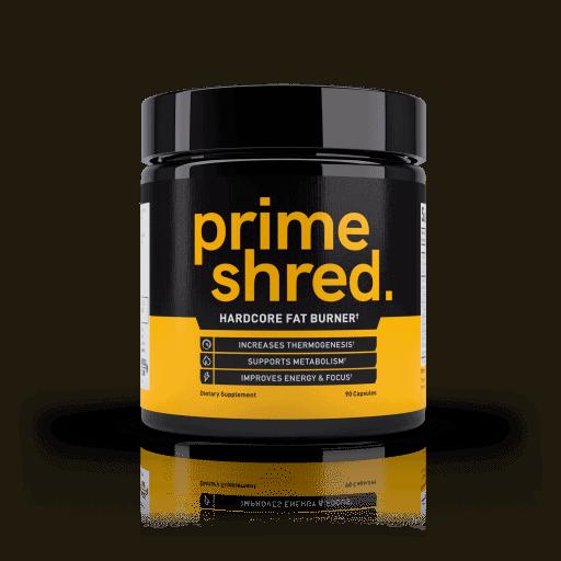 Prime Shred Hardcore Fat Burner