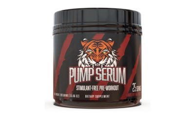 Pump Serum Pre-Workout Review