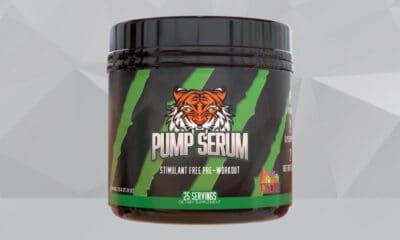 Pump Serum Stimulant-Free Pre-Workout Review V2