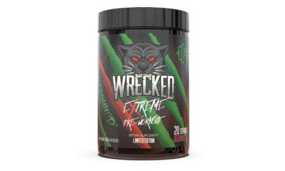 Wrecked Extreme Limited Edition Pre-Workout
