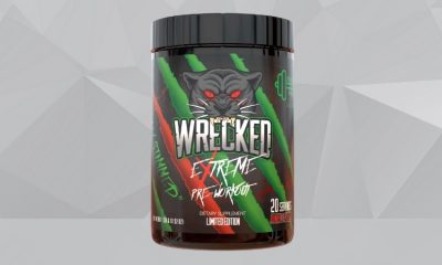 Wrecked Extreme Pre-Workout Review