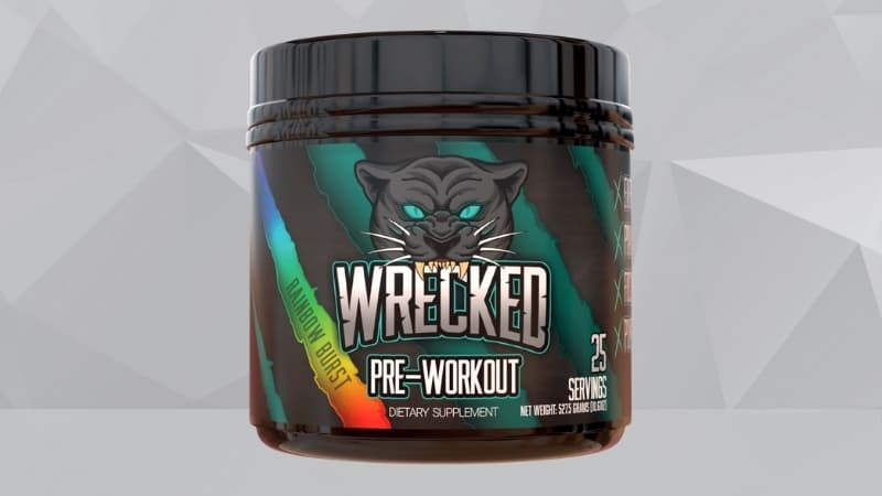 Wrecked Pre-Workout Review