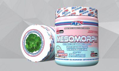 APS Mesomorph Pre-Workout Review
