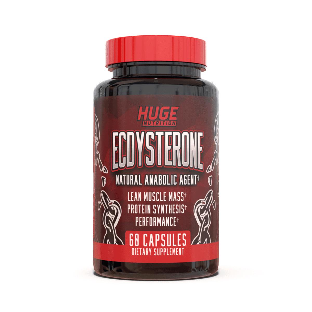 Huge Nutrition Ecdysterone (30 Servings)