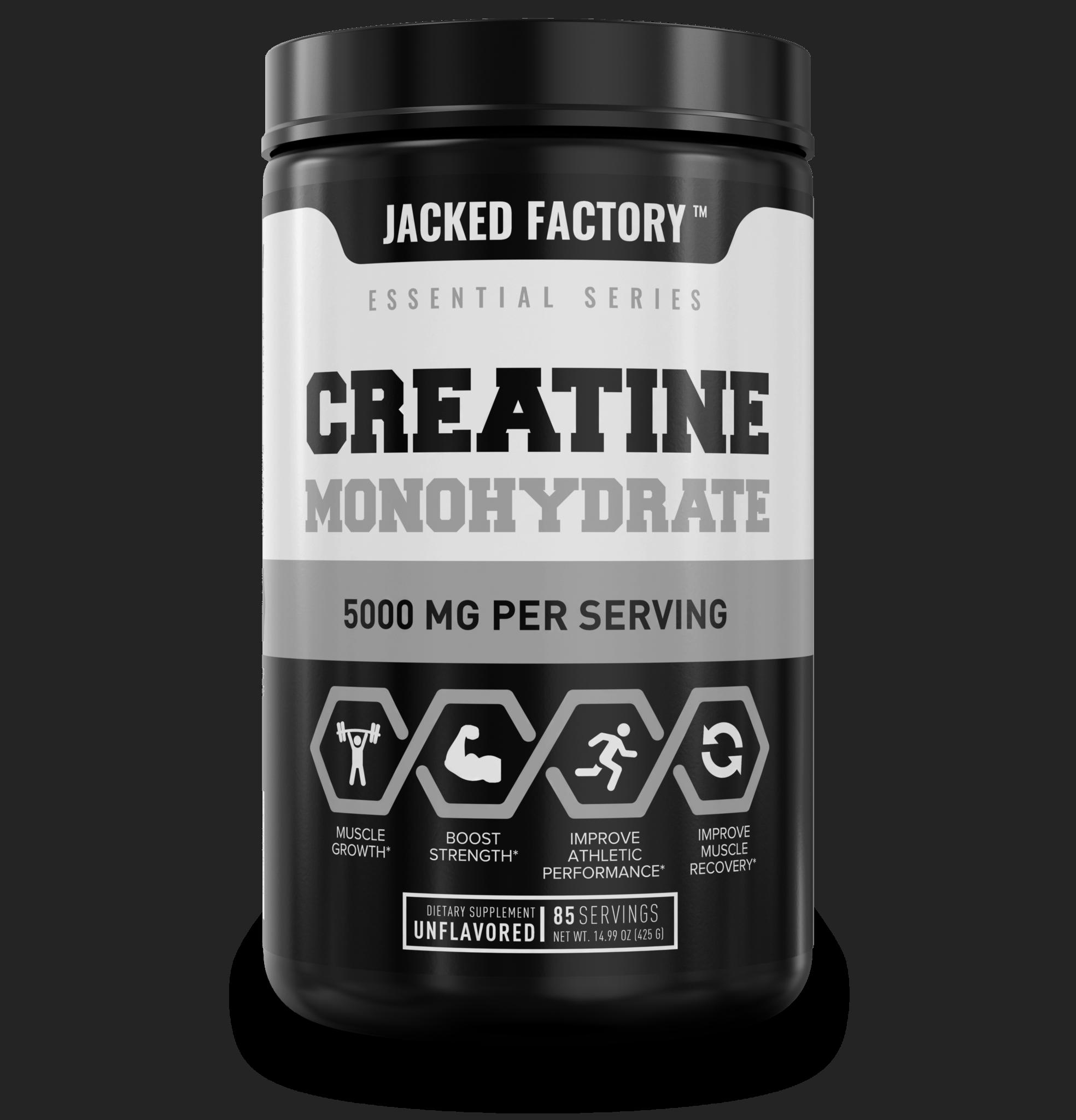 Jacked Factory Creatine Monohydrate