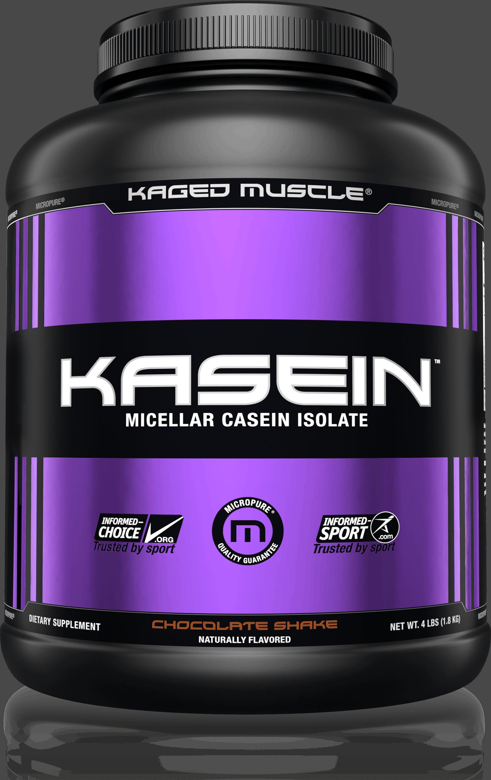 Kaged Muscle Kasein Protein (2lbs)