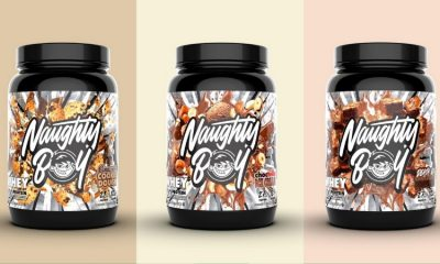 Naughty Boy Lifestyle Introducing Whey Protein