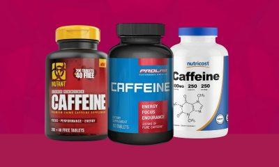 The Best Caffeine Pill Supplements
