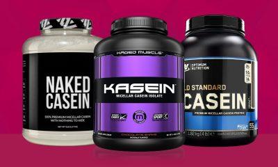The Best Casein Protein Powders