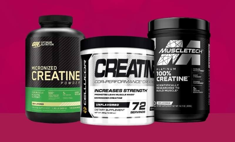 The Best Creatine Powder Supplements