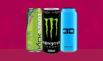 The Best Energy Drinks