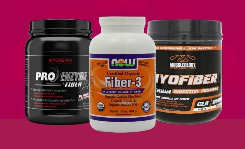 The Best Fiber Supplements