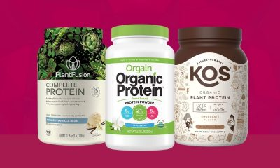 The Best Plant Protein Powders