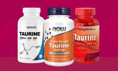 The Best Taurine Supplements
