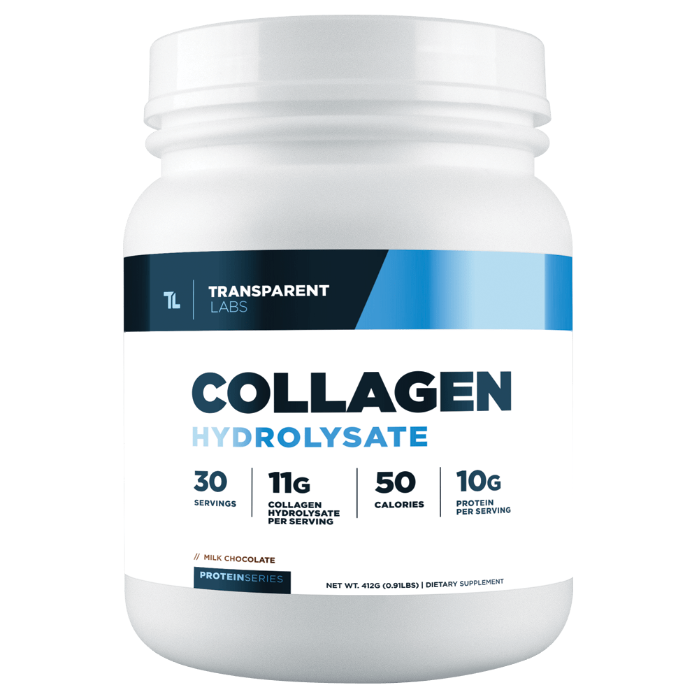 Transparent Labs Collagen Hydrolysate (30 Servings)