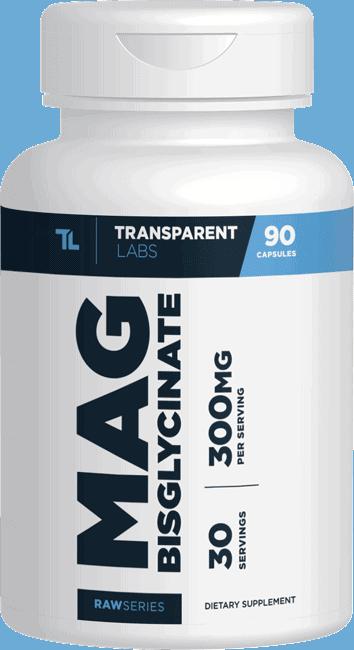 Transparent Labs Magnesium Bisglycinate Chelate