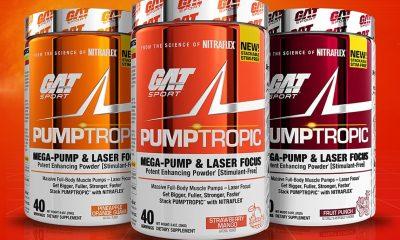 GAT Sports Launches Pumptropic