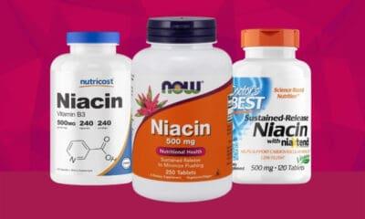 Best Niacin Supplements