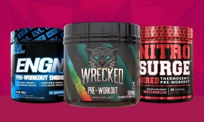 Best Thermogenic Pre Workouts