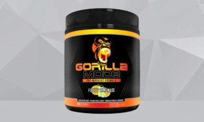 Gorilla Mode Pre-Workout Review