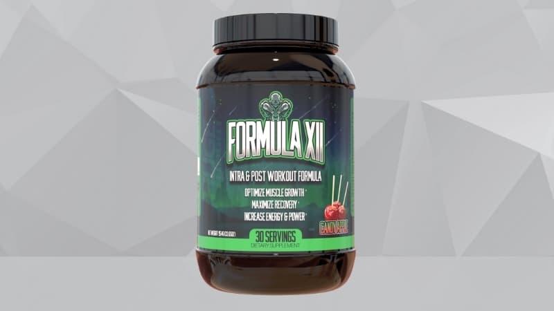 Huge Nutrition Formula XII Review