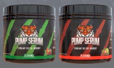 Huge Nutrition Launches New Pump Serum V2 Formula