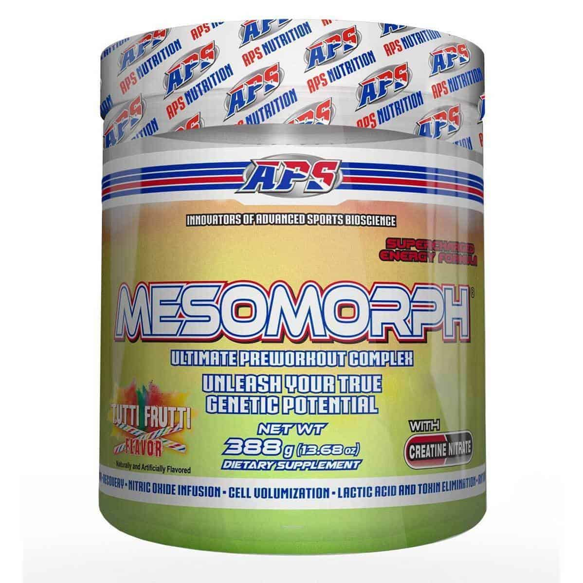 APS Mesomorph Pre-Workout