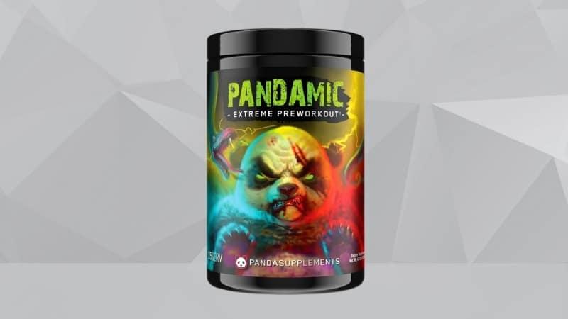 Panda Supps Pandamic Extreme Pre-Workout Review