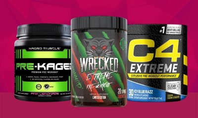 Strongest Pre Workouts