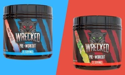 Huge Nutrition Introduces Two New Wrecked Pre-Workout Flavors